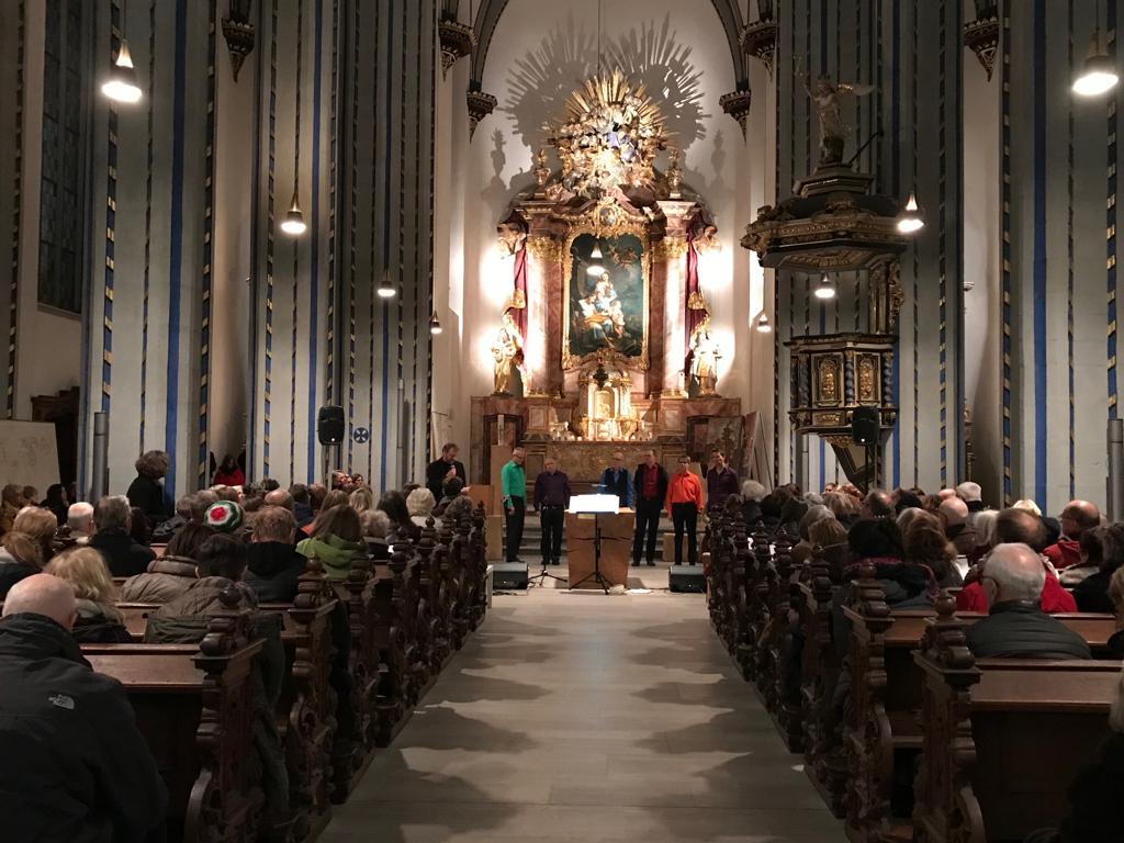 Namen-Jesu-Kirche Bonn-Innenstadt  2
